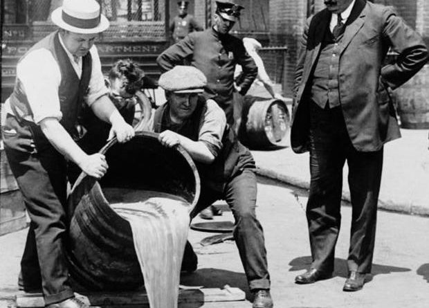 The American Prohibition Era